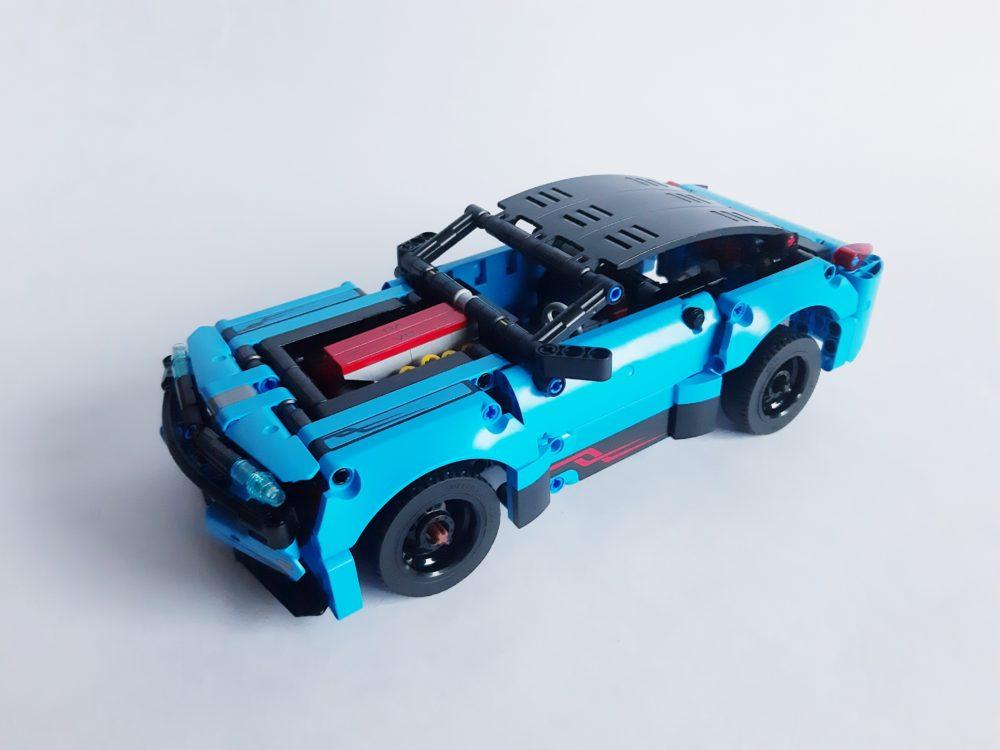 LEGO Technic 42098 Car Transporter
