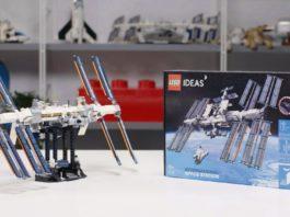 Designer Video LEGO Ideas ISS