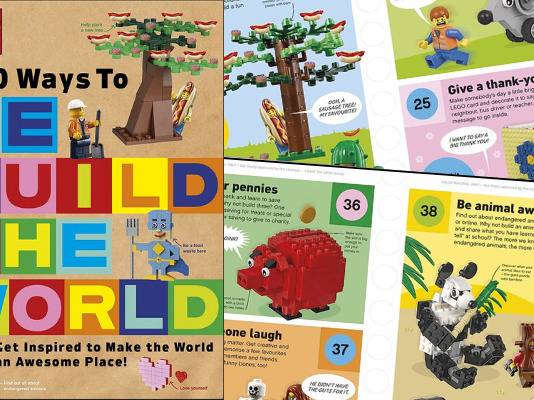 LEGO 100 Ways to Rebuild the World