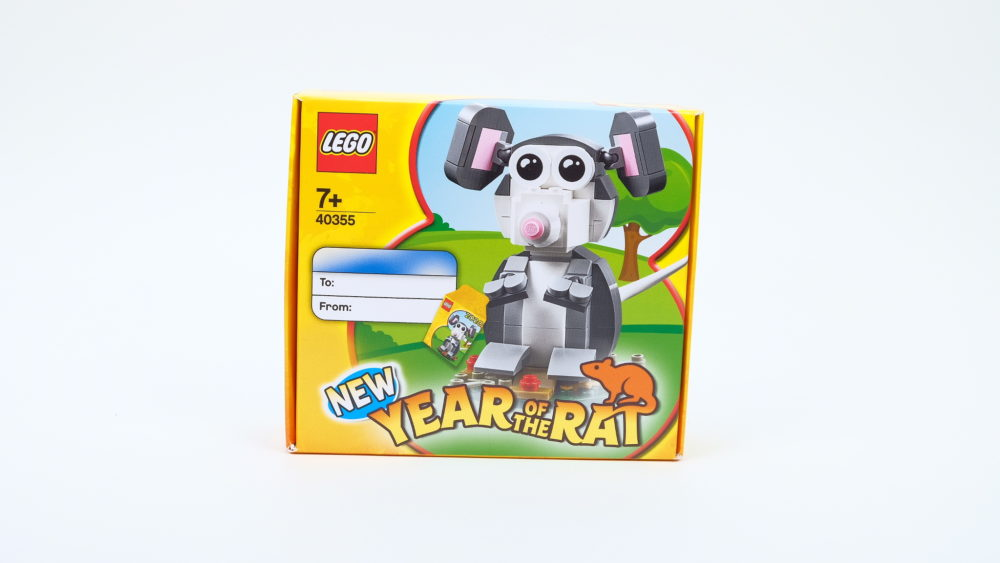 LEGO 40355 Year of the Rat