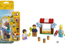 LEGO 40373 Fun Fair Accessory Pack