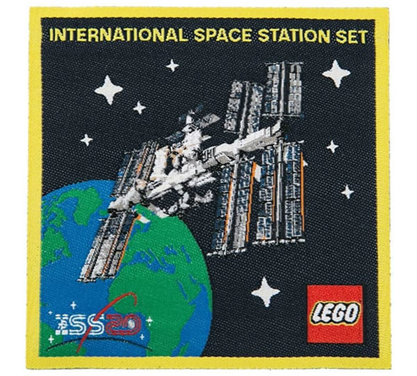 LEGO 5006148 International Space Station Patch