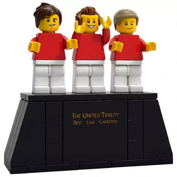 LEGO 6322264 The United Trinity