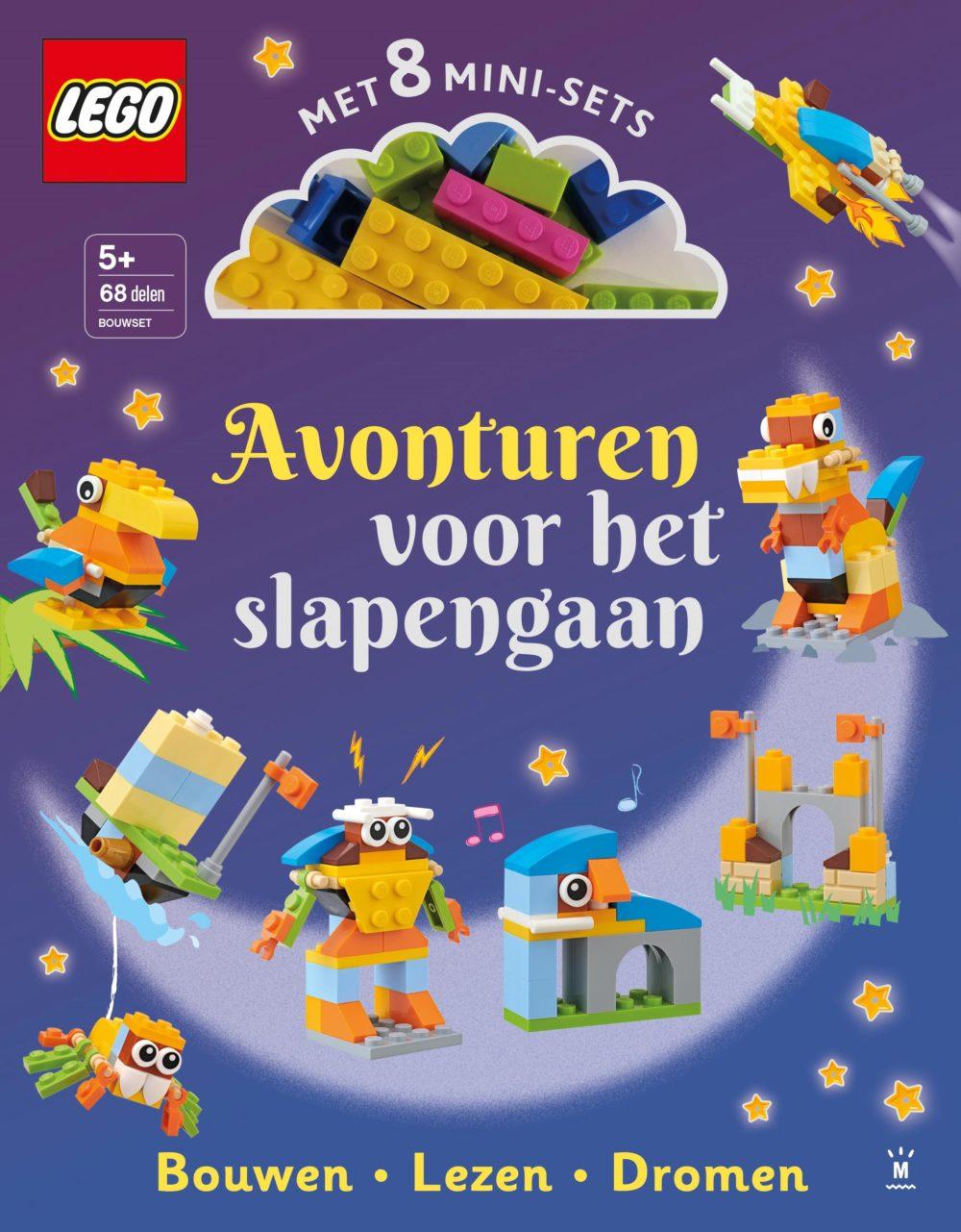 LEGO Avonturen voor het slapen gaan