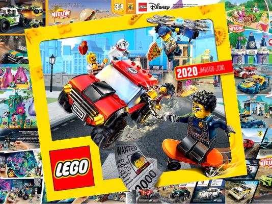 LEGO Catalogus 1HY 2020