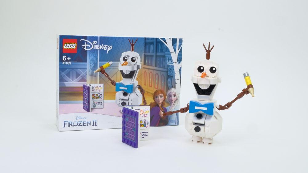 LEGO Frozen II 41169 Olaf