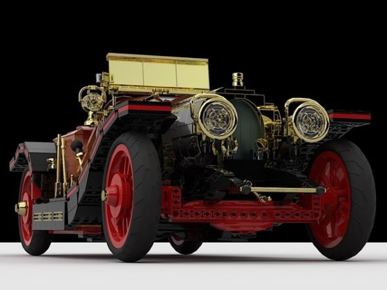 LEGO Ideas Chitty Chitty Bang Bang