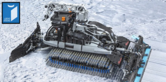 LEGO Ideas Prinoth Leitwolf Snow Groomer