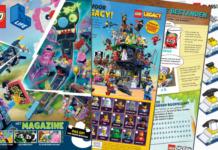 LEGO Life Magazine Editie 1 2020