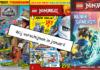 LEGO magazines en boeken januari 2020