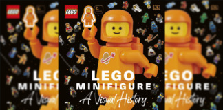 LEGO Minifigure A Visual History_ New edition
