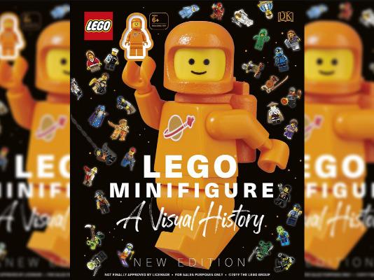 LEGO Minifigure A Visual History_ New edition