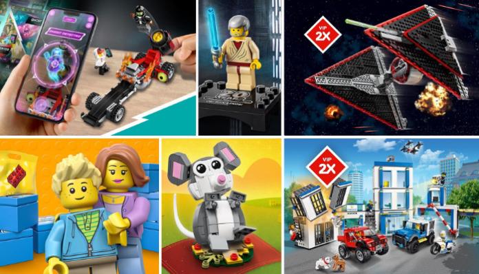 LEGO Promoties januari 2020
