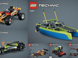 LEGO Technic 2020 B-model instructies