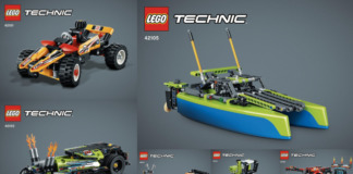 LEGO Technic 2020 B-model instructies