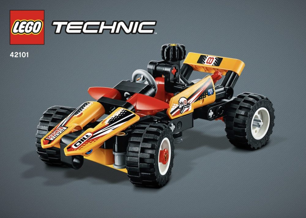 LEGO Technic 42101 Racing Car
