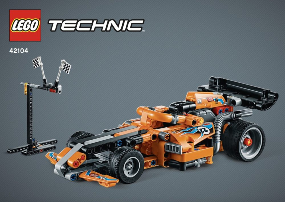 LEGO Technic 42104 Racer