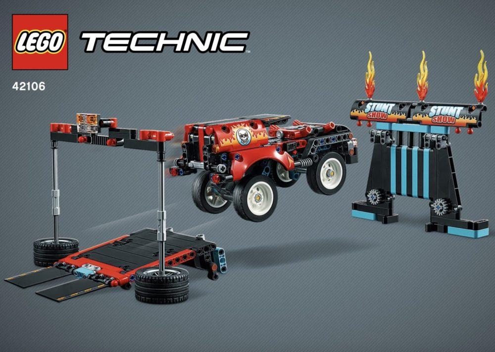 LEGO Technic 42106 Stadium Truck