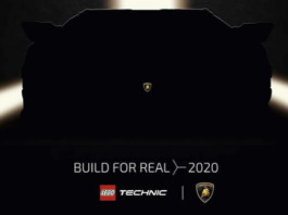 LEGO Technic 42115 Lamborghini