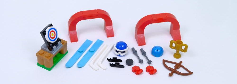 LEGO Xtra 40375 & LEGO Xtra 40376