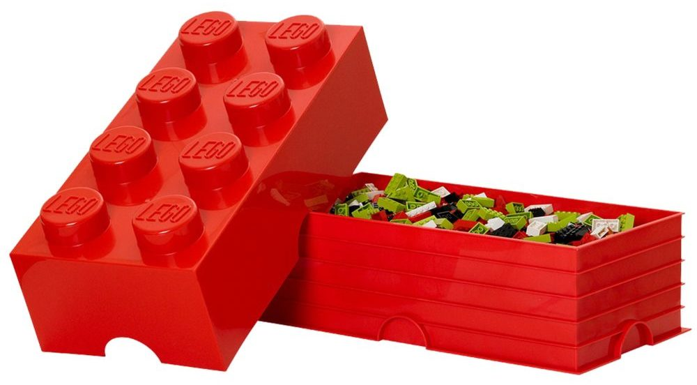 LEGO 5000463 Red Storage Brick