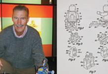 Geestelijk vader LEGO Minifigure overleden