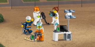 Gratis LEGO City 40345 Minifigure Pack