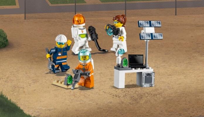 Gratis LEGO City 40345 Minifigure Pack