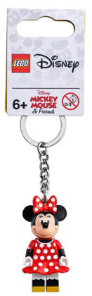LEGO 853999 Minnie Key Chain