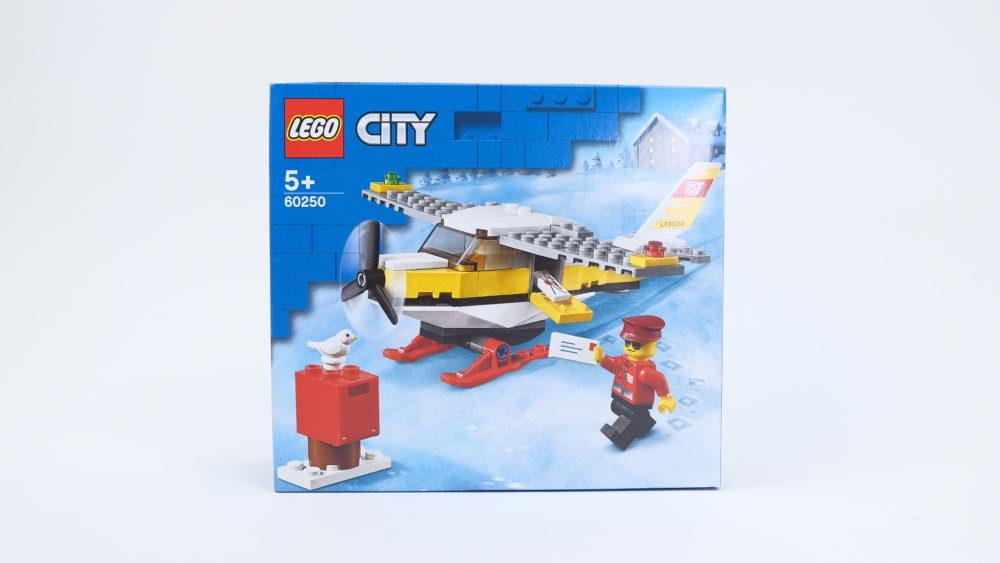 LEGO City 60250 Mail Plane