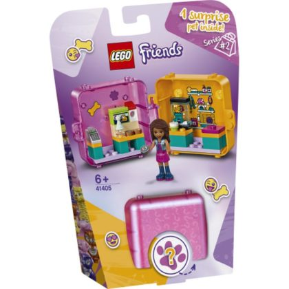 LEGO Friends 41405 Andrea's Play Cube – Pet Shop
