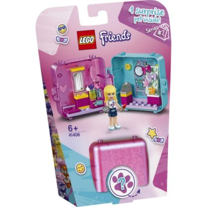 LEGO Friends 41406 Stephanie's Play Cube – Beauty Salon