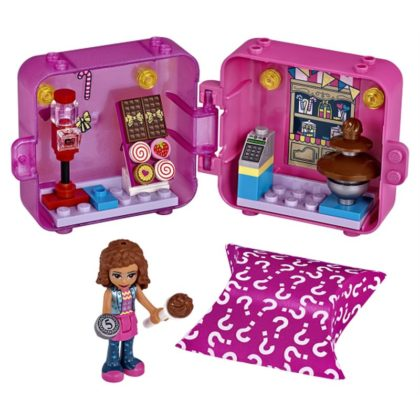 LEGO Friends 41407 Olivia's Play Cube – Sweet Shop