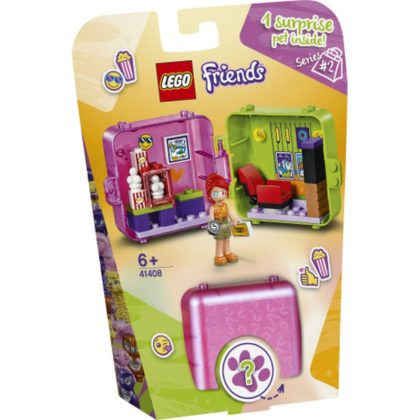 LEGO Friends 41408 Mia's Play Cube – Cinema
