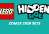 LEGO Hidden Side zomer 2020 sets