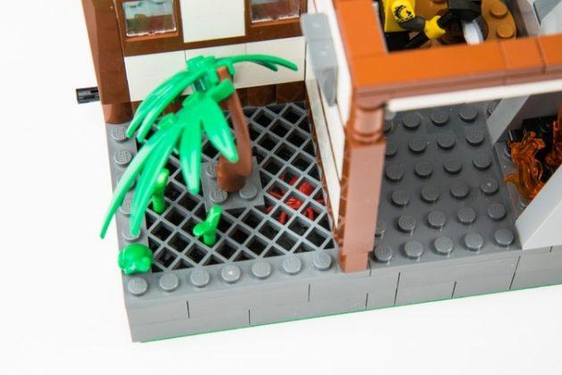 LEGO Ideas Carpentry, Smithy & Dojo