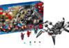 LEGO Marvel 76163 Venom Crawler