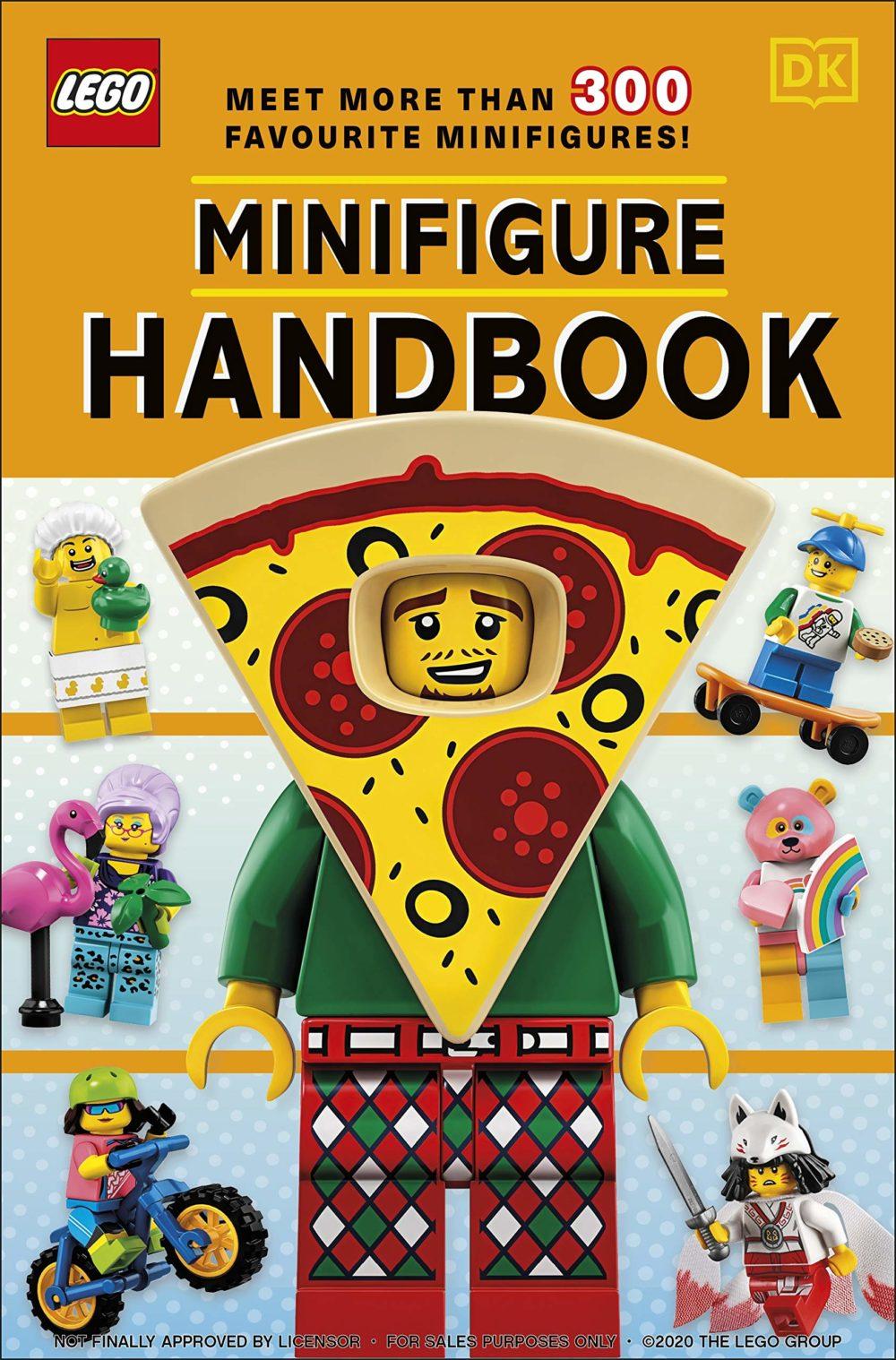 LEGO Minifigure Handbook
