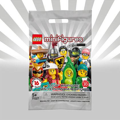 LEGO Minifigures 71027 Series 20