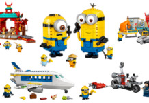 LEGO Minions onthuld