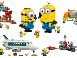 LEGO Minions onthuld