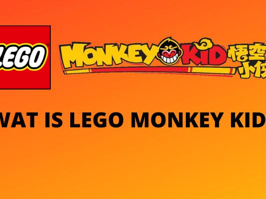 LEGO Monkey Kid