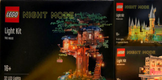 EGO Night Mode verlichtingsets