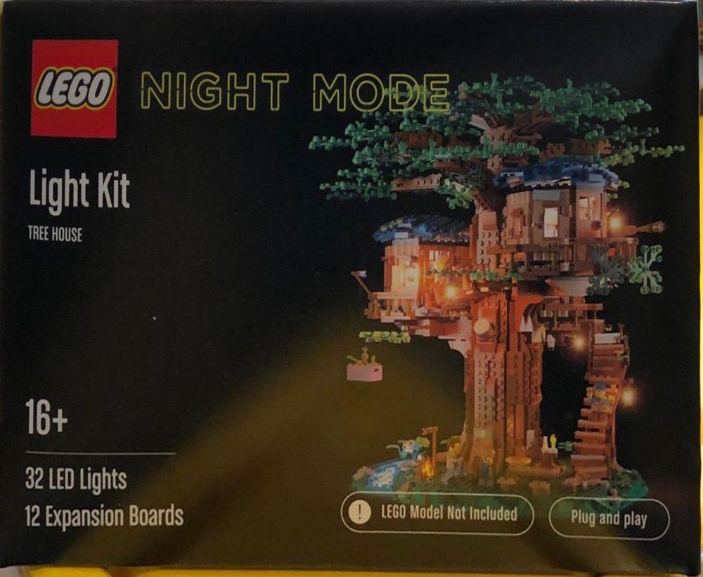 LEGO Night Mode verlichtingsets