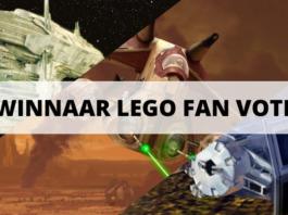 LEGO Star Wars UCS LEGO Fan Vote