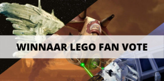 LEGO Star Wars UCS LEGO Fan Vote