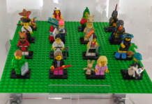 New York Toy Fair - Minifigure series 20