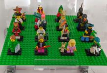 New York Toy Fair - Minifigure series 20