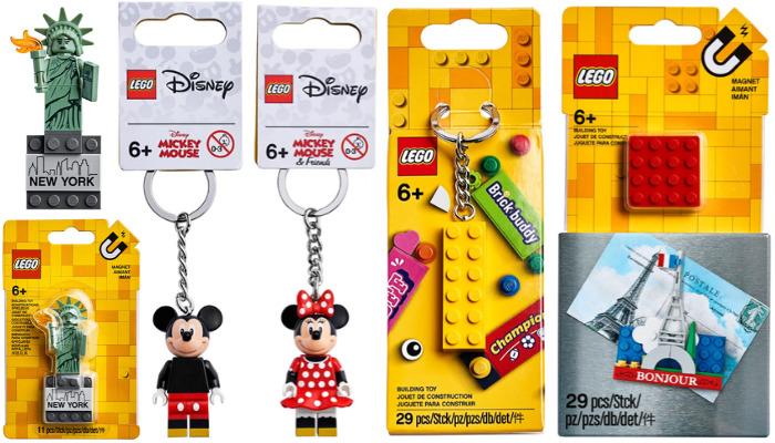 Nieuwe LEGO Accessoires