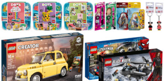 Nieuwe LEGO sets maart 2020